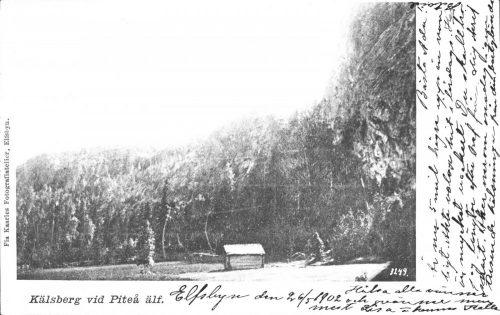 Kälsberg 1902