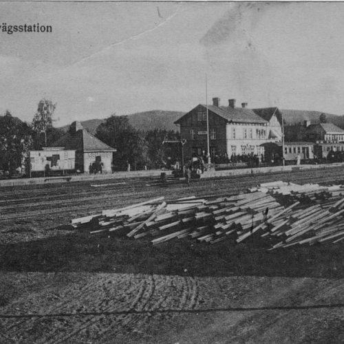 Älfsby järnvägsstation