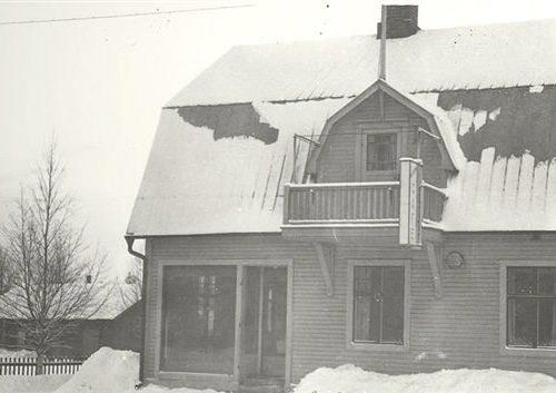 Konrads café 1944