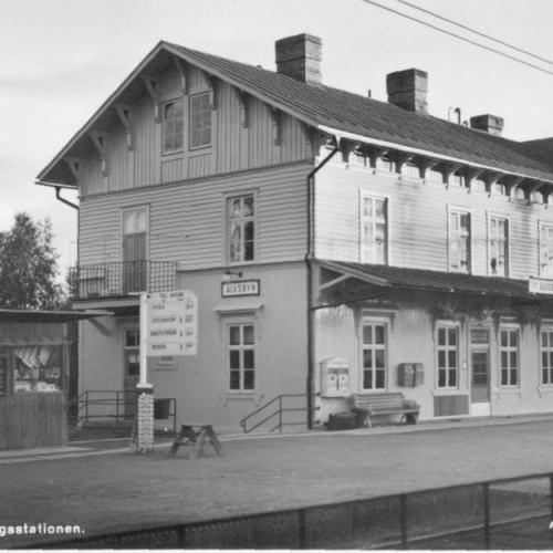 Älvsbyn Järnvägsstationen