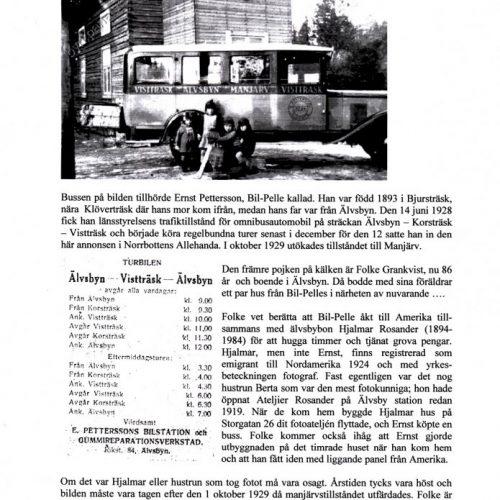 Bil-Pelles Buss