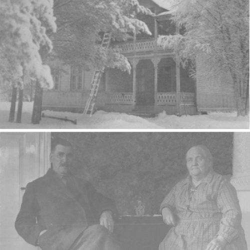 Snickare Frans Wilhelm Grankvists hus