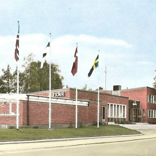 Hotell Sparta 1964
