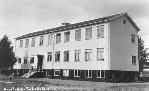 Korsträsk Folkskola