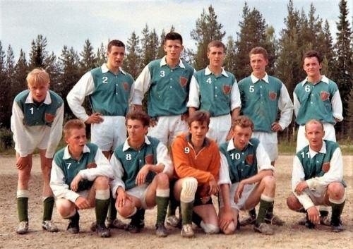 Korsträsk IK 1964