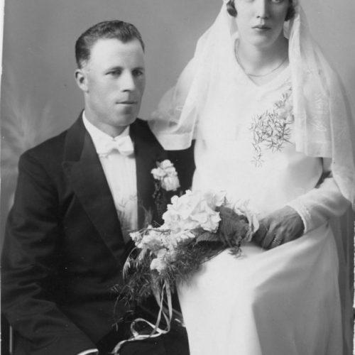 Karl Jonsson och Julia Bergman