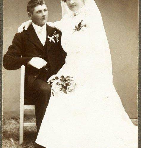 Robert Näslund och Hanna Grönlund
