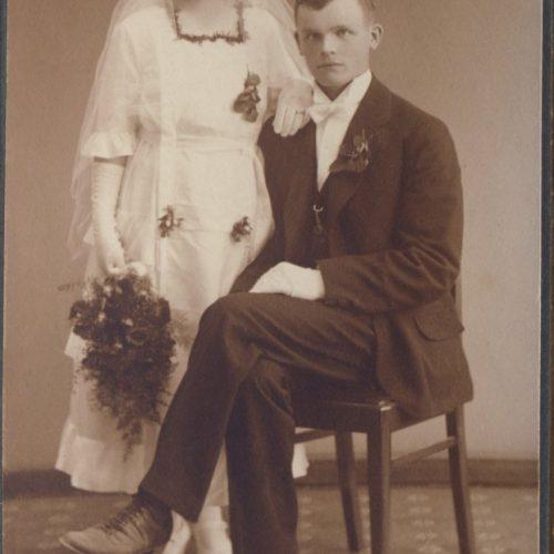 Svea Lindfors och Emil Grönlund