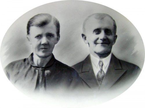Wendla Björk och Magnus Bexell