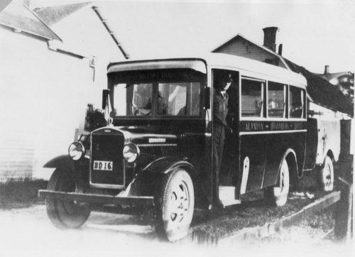 Älvsbyn-Brännberg Buss