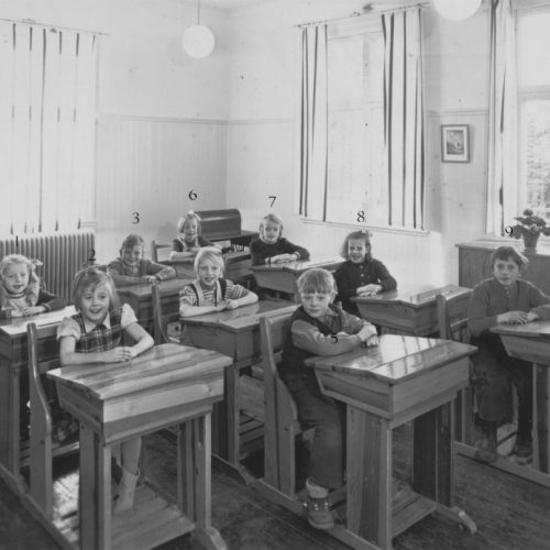1951-1952 klass 2 Laduberg