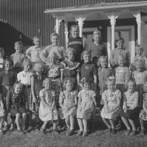 Folkskolan i Laduberg