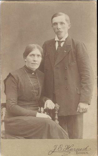 Greta och Viktor Vikström