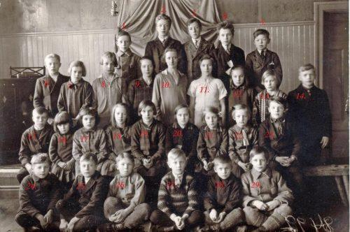 1930 skolan Laduberg