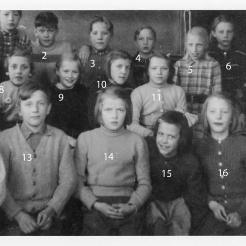 1953 skolkort Laduberg