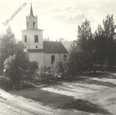 Älvsby Kyrka 1950