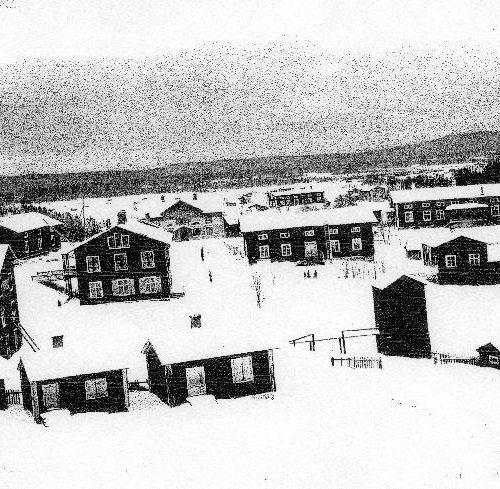 Kyrkmalmen år 1901