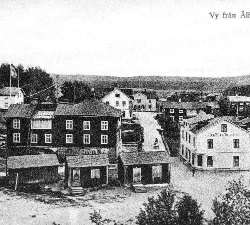 Kyrkmalmen år 1920