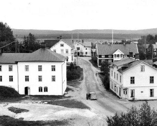 Kyrkmalmen år 1930