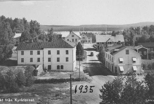 Kyrkmalmen år 1939-45