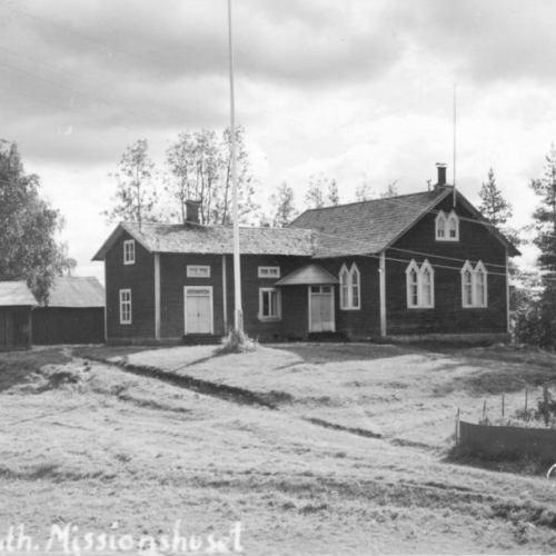 Lutheranska Missionshuset