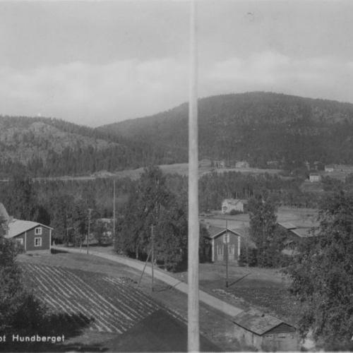 Älvsbyn Utsikt mot Hundberget