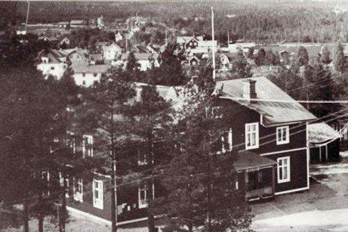 Tingshuset 1935