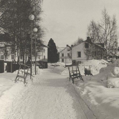 Högmässa i Älvsbyns kyrka