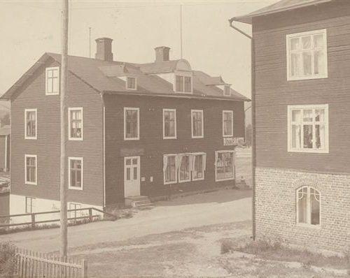 Affär J.R. Lind