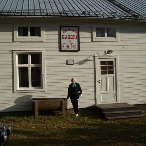 Älvsbyns Bageri museum