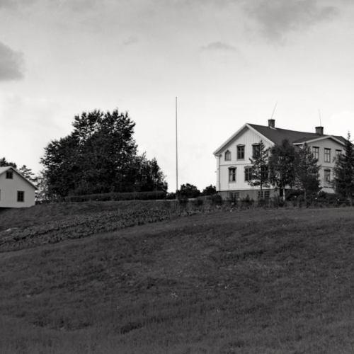 Munksundsgården. Omkring 1940.