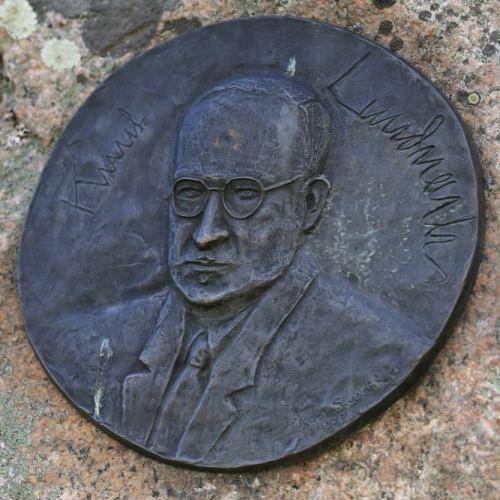 Knut Lundmark 1889-1958 född i Krokträsk, Älvsbyn
