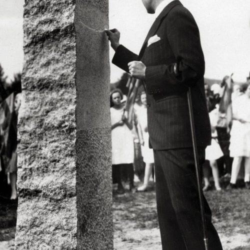 Kronprins Gustaf Adolf