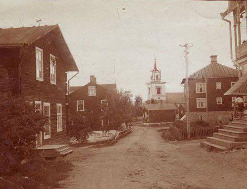 Pettersson & Co 1914
