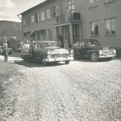 Friden 1961.