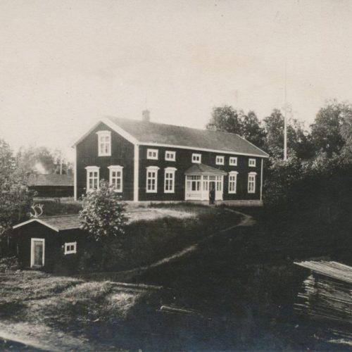 Sjöbergska gården