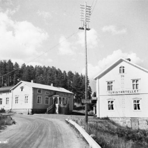 Turisthotellet Älvsbyn