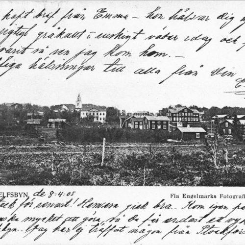 Vykort 1905