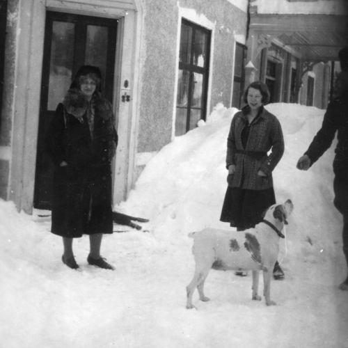 Apoteket på Kyrkmalmen 1931.