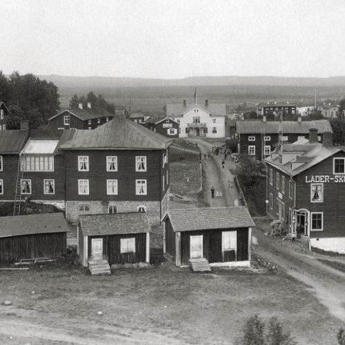 Kyrkmalmen år 1912