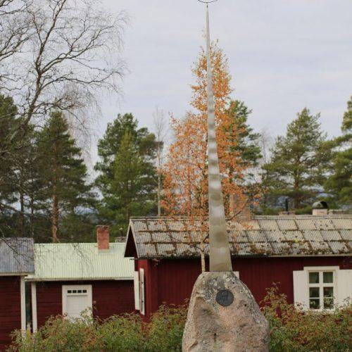 Monumentet Galaxen till Knut Lundmarks Minne