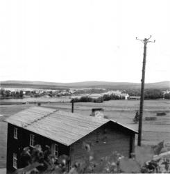 Utsikt över det som senare blev Östermalm