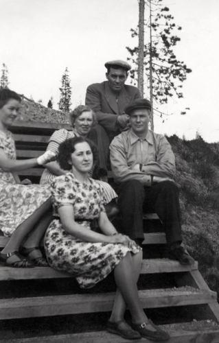 Laver på 1940-talet