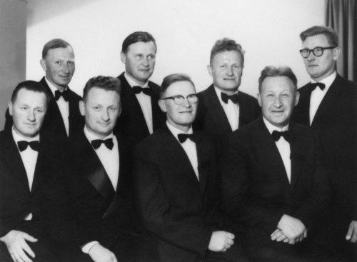 Bröderna Sandberg från Lillträsk