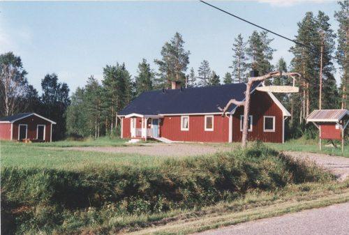 Bygdegården i Lillträsk