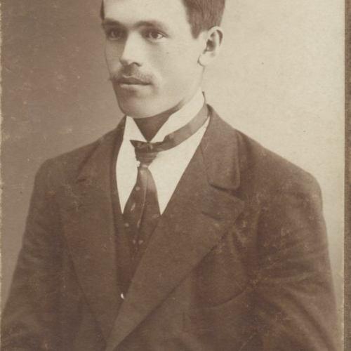 Jonas* August Grönlund