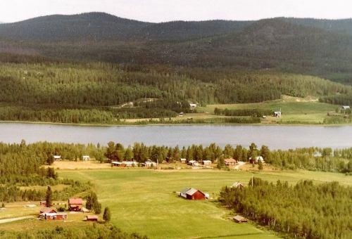 Utsikt från Fleviksberget