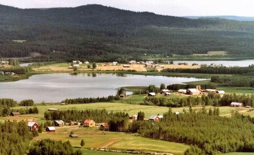 Utsikt över Lillträsk
