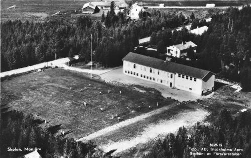 Skolan Manjärv