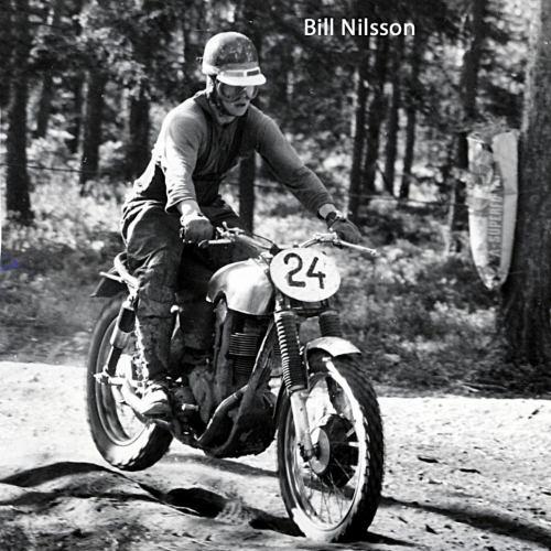 Bill Nilsson Vann final 500 cc 1957